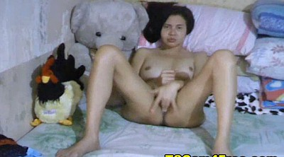 Asian busty, Shemale solo