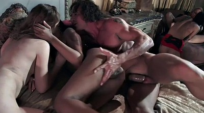 Threesome party, Swingers party