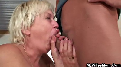Young, Taboo, Young and old, Blonde mom, Old grannies, Mom taboo