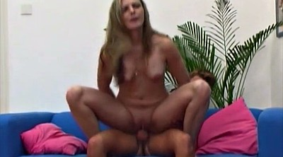 Mature mom, Caught