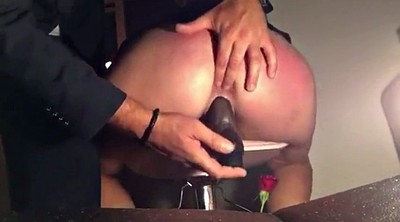 Whipping, Girl anal