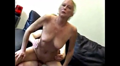 Grannies, Mature blowjob