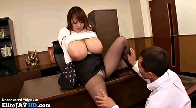 Japanese massage, Office lady, Japanese pantyhose, Japanese office, Asian office, Asian secretary