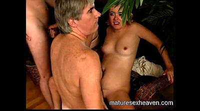 Swinger party, Amateur mature