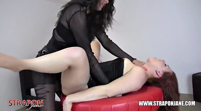 Strapon, Face, Jane, Wax, Waxing, Femdom sex
