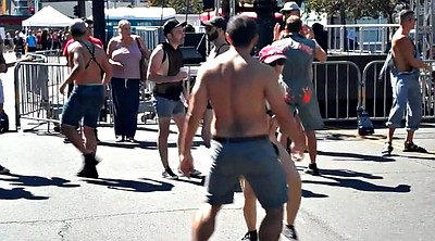 Dancing, Naked dancing, Asian street, Asian dancing, Asian dance