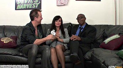 Lisa ann, Man, Huge tits mature