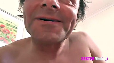 German mature, Teen and old, Mature girl