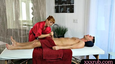 Massage ass, Redhead anal, Anal massage