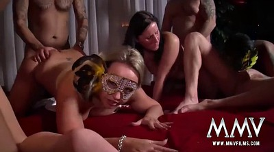 Asian group, German mature, Film, Asian mature, Swinger party