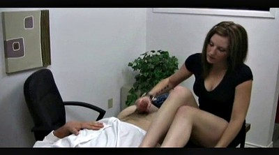 Mistress t, Jerking off