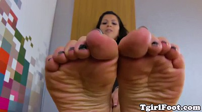 Tranny, Pedicure