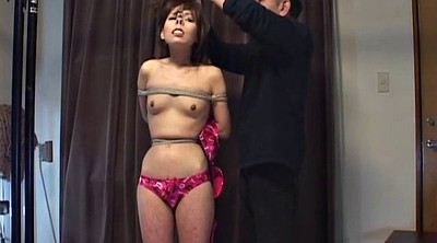 Bondage, Japanese young, Old and young, Nose, Japanese bdsm, Japanese subtitle