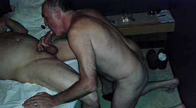 Daddy, Ass licking, Old gay