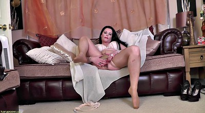 Pantyhose, Milf solo, Solo pantyhose, Interest, Insertion