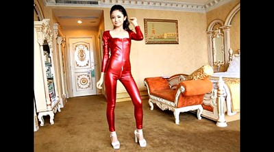 Japanese beauty, Spandex, Japanese latex