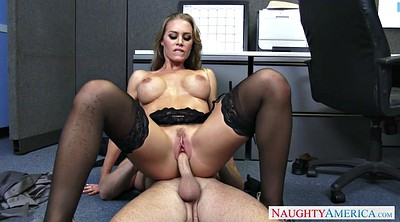 Nicole aniston, Working, Cowgirl, Big co
