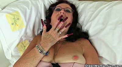 Grannies, Mature nylon, Granny nylons