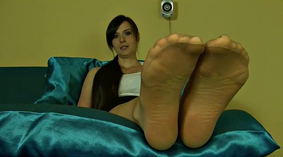 Nylon feet, Sole, Nylon foot