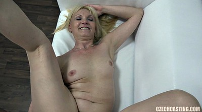 Casting mature, Anal casting