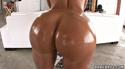 Lisa ann, Ann, Ass worship, Oil ass, Ass oil