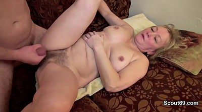 Granny anal, Mom anal, Mom porn, First time, German milf, German granny