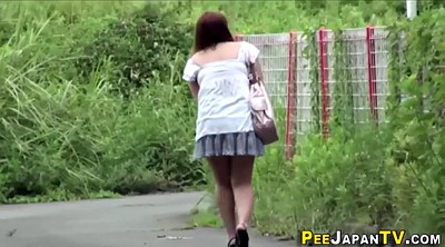 Japanese hd, Japanese public, Japanese fetish, Pee outdoor