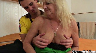 Stranger, Blonde mature, Young cock, Stocking mature, Old grannies