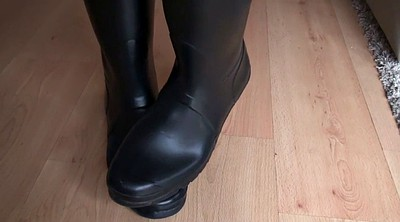 Boots, Boot, Rubber