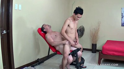 Gym, Asian boy, Gay daddy, Old asian, Doctors, Doctor gay