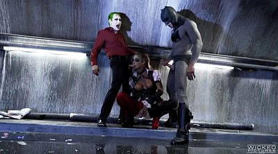 Feet, Suicide squad, Group anal