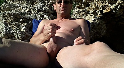 Beach, Gay hd, Public bdsm