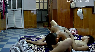 Couple, Asian wife