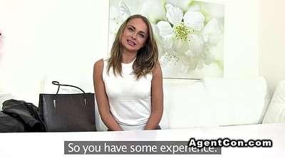 Agent, Casting babe