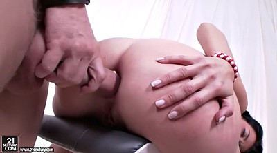 Prolapse, Russian anal, Gaping anal