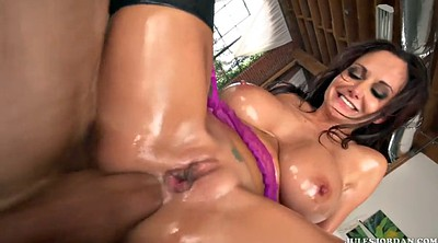 Double anal, Ava addams