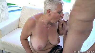 Grannies, Skinny granny, Short hair, Skinny mature, Mature cougar, Short hair mature