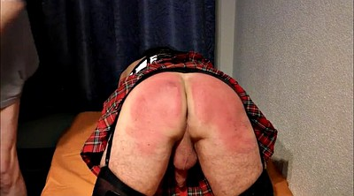 Spanking punishment, Punishment, Punished
