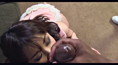 Japanese black, Anal ebony, Interracial threesome