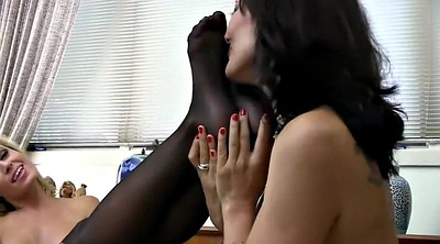 Nylon, Nylon feet, Nylon foot, Pantyhose feet, Pantyhose foot, Foot love