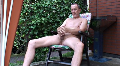 Naked, Jerking, Granny solo, Gardener, Young solo, Solo young