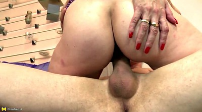 Blowjob, Young boy, Mom boy