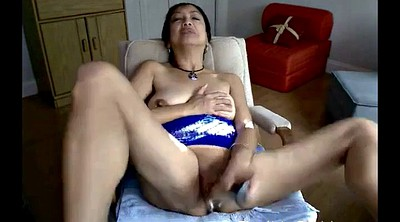 Asian granny, Mature masturbation, Granny webcam, Granny asian