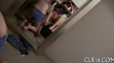 College party, Orgy