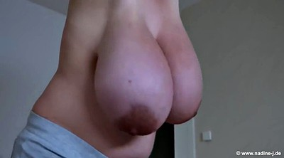 Bbw solo, Big tits solo, Workout