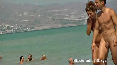 Nudist, Naked, Beach voyeur, Nudist beach, Naked beach