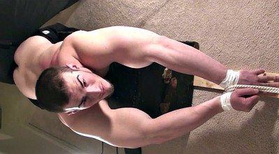 Muscle daddy, Bound, Gay muscle, Shoot