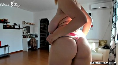 Curvy, Live sex, Live, Homemade masturbation
