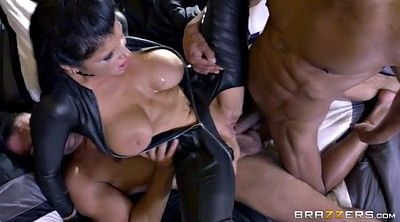 Romi rain, Triple, Leather boots