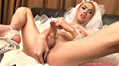 Bride, Wedding, Asian masturbation, Bride wedding